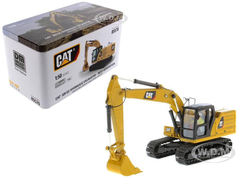 CAT Caterpillar 320 GC Hydraulic Excavator with Operator Next Generation Design