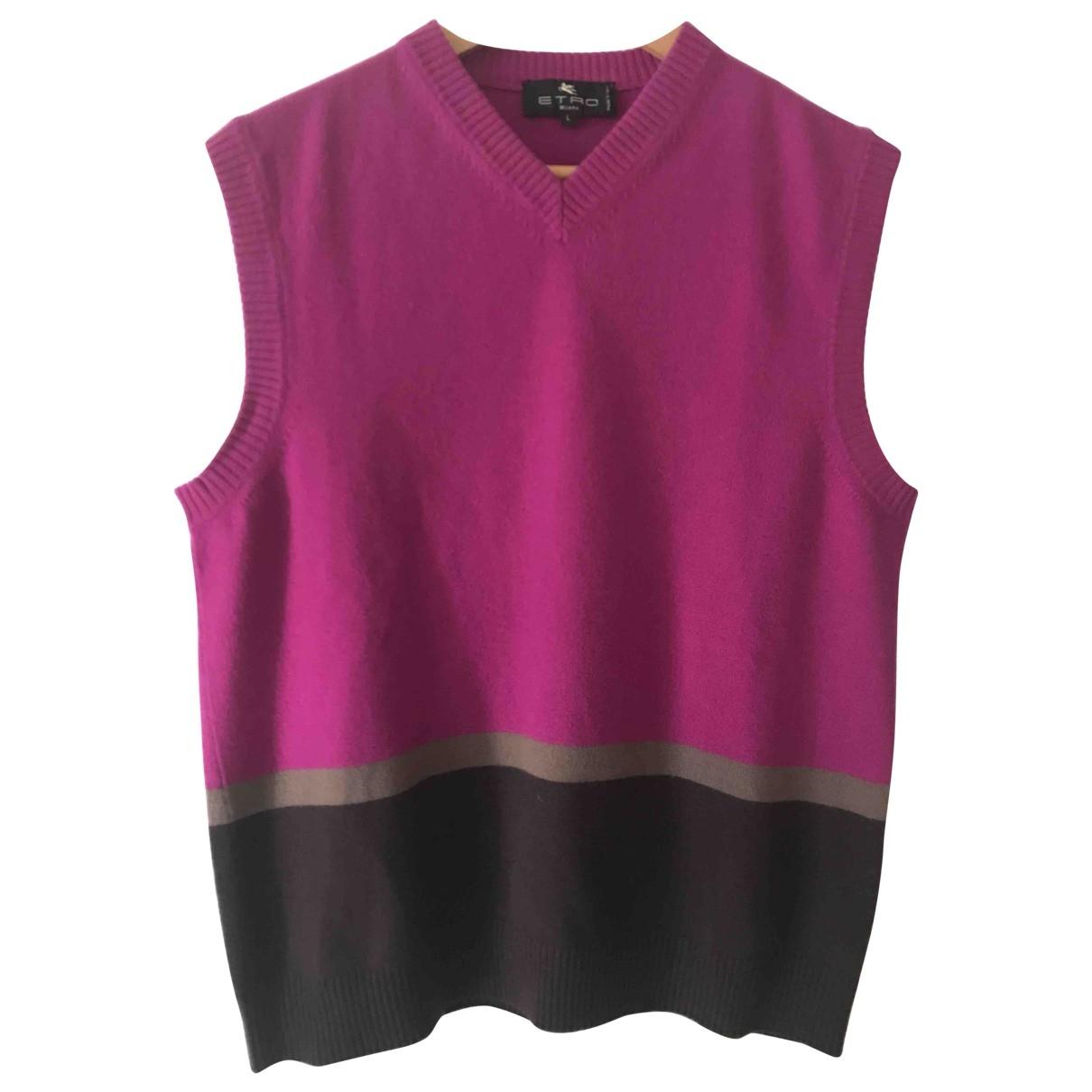 Etro \N Cashmere Knitwear & Sweatshirts for Men L International