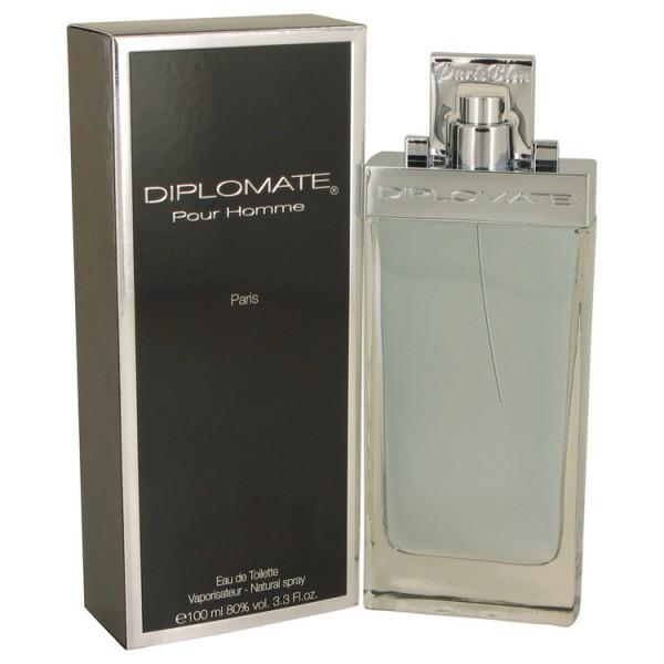Diplomate Pour Homme - Paris Bleu Eau de Toilette Spray 100 ml