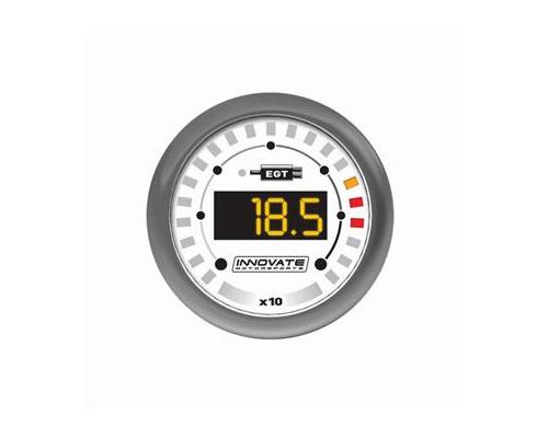 Innovate Motorsports 3854 MTX Digital|Exhaust Gas Temperature EGT Gauge Kit