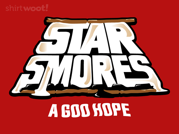 Star Smores - A Goo Hope T Shirt