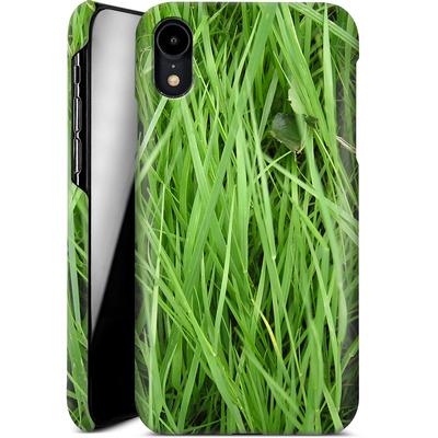 Apple iPhone XR Smartphone Huelle - Grass von caseable Designs