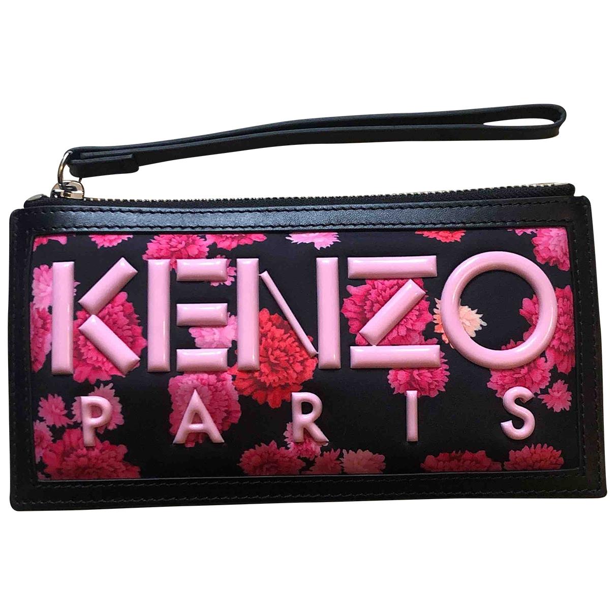Bolsos clutch en Sintetico Negro Kenzo