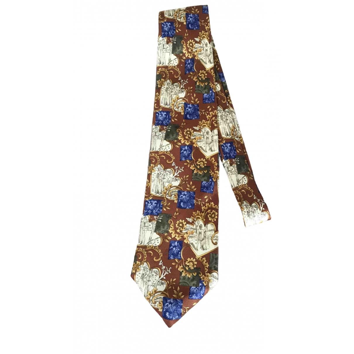 Corbata de Seda Dior Homme