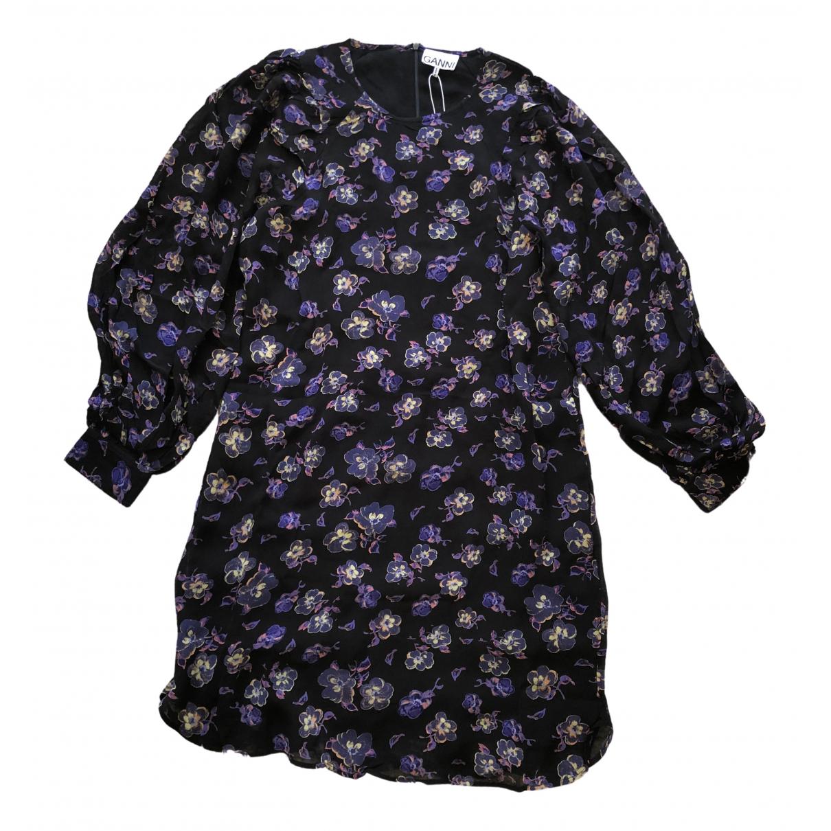 Ganni Fall Winter 2019 Multicolour dress for Women 40 FR