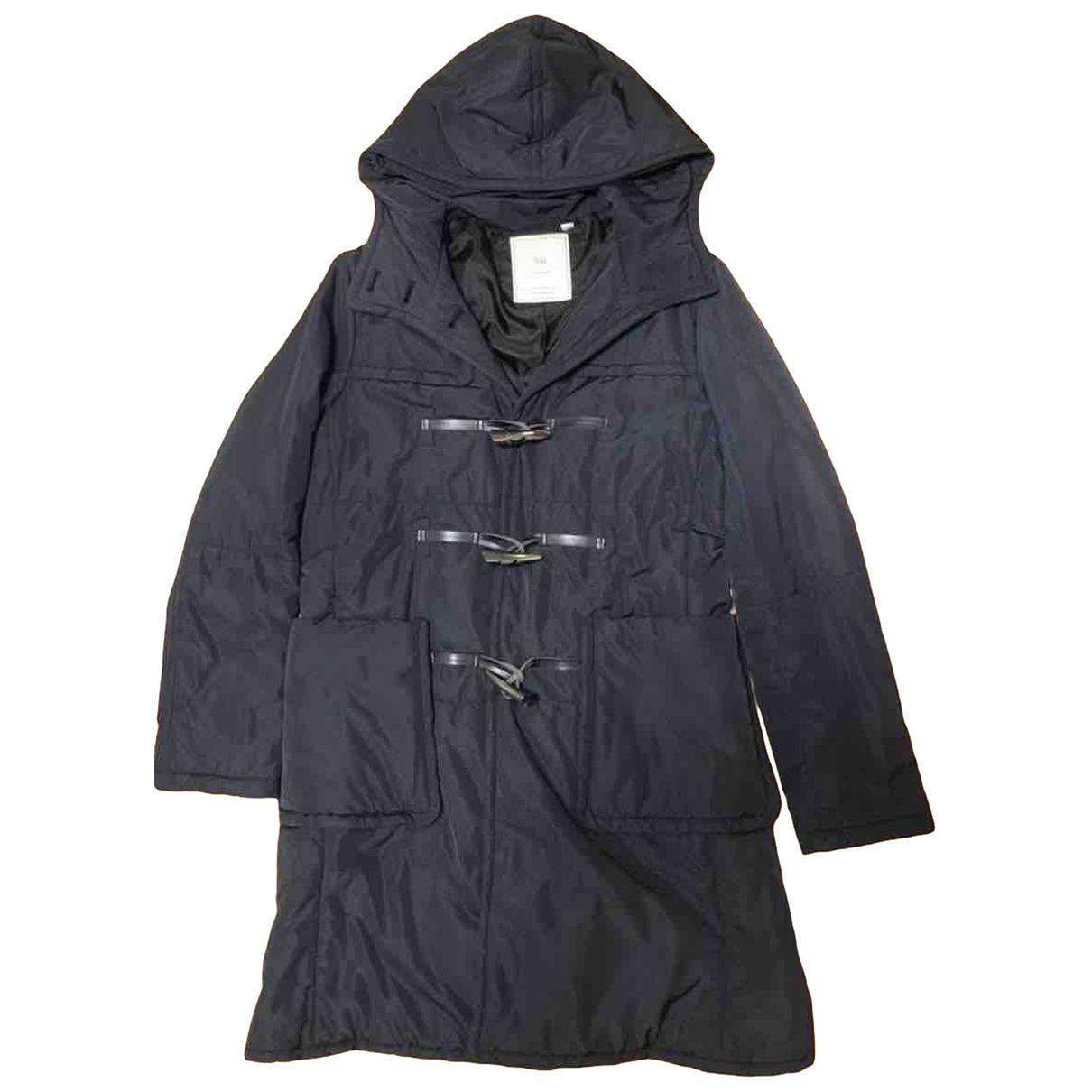 Uniqlo \N Black coat for Women 36 FR