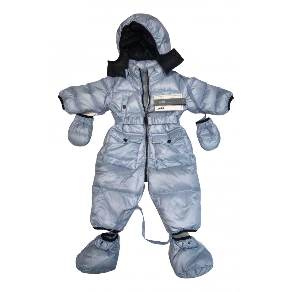 Add \N Blue jacket & coat for Kids 12 months - up to 74cm FR