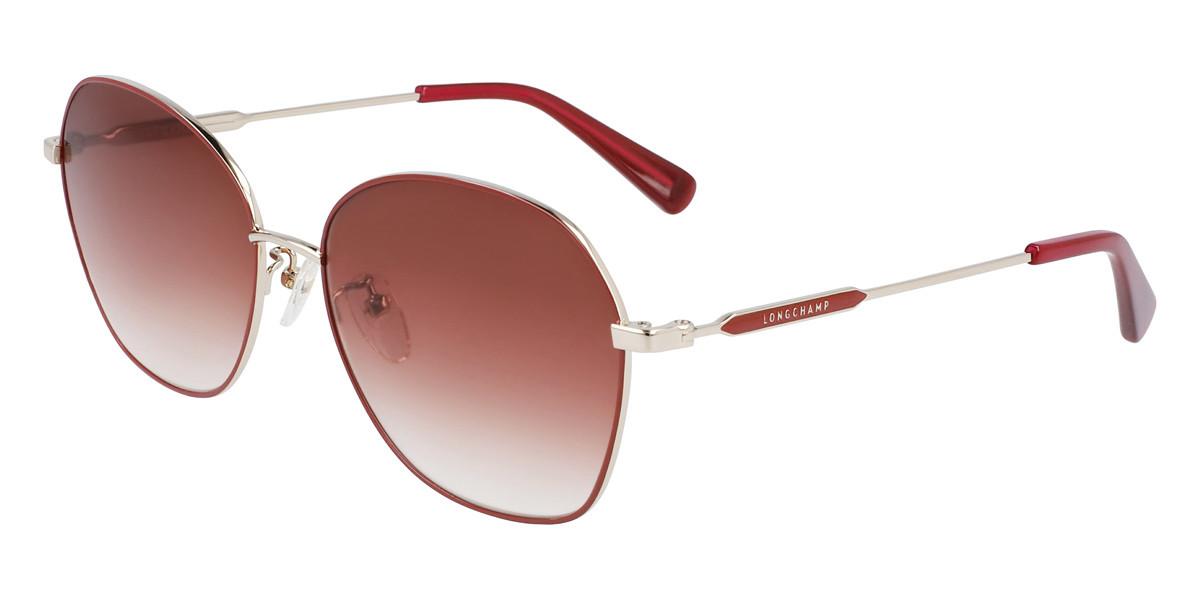 Longchamp LO146SJ Asian Fit 604 Women's Sunglasses  Size 59