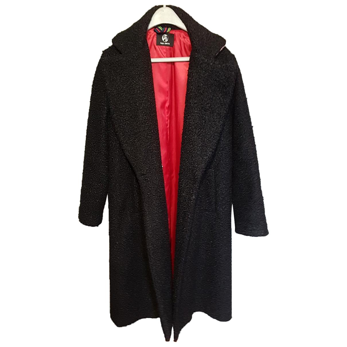 Paul Smith - Manteau   pour femme - noir