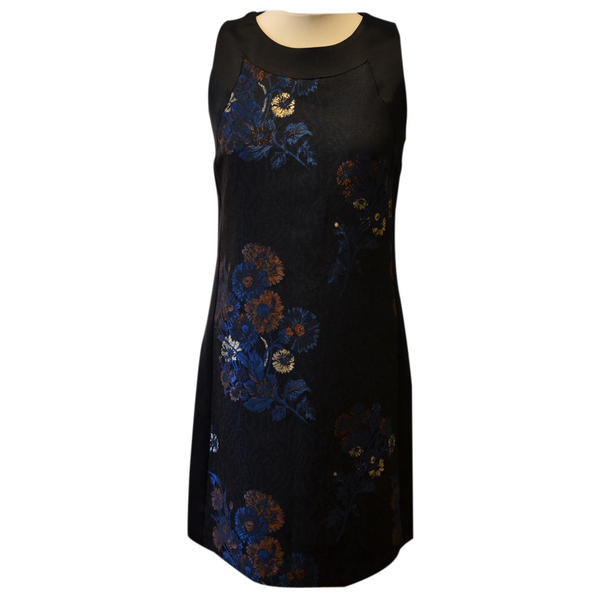 Jucca N Black Cotton dress for Women 44 IT
