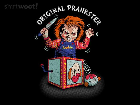 The Original Prankster T Shirt