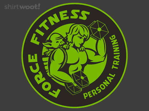 Force Fitness T Shirt