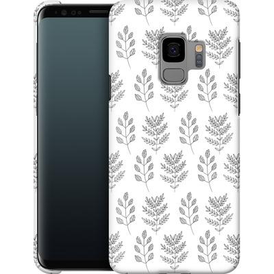 Samsung Galaxy S9 Smartphone Huelle - Botanic Studies 2 von Lucy Bohr