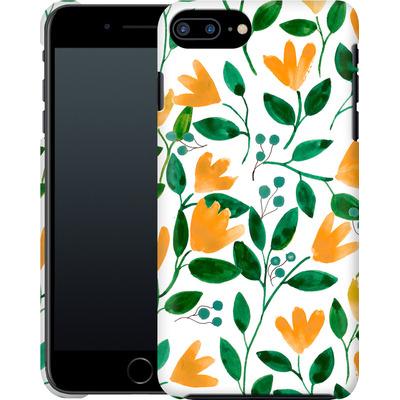 Apple iPhone 7 Plus Smartphone Huelle - Fresh Foliage  von Iisa Monttinen