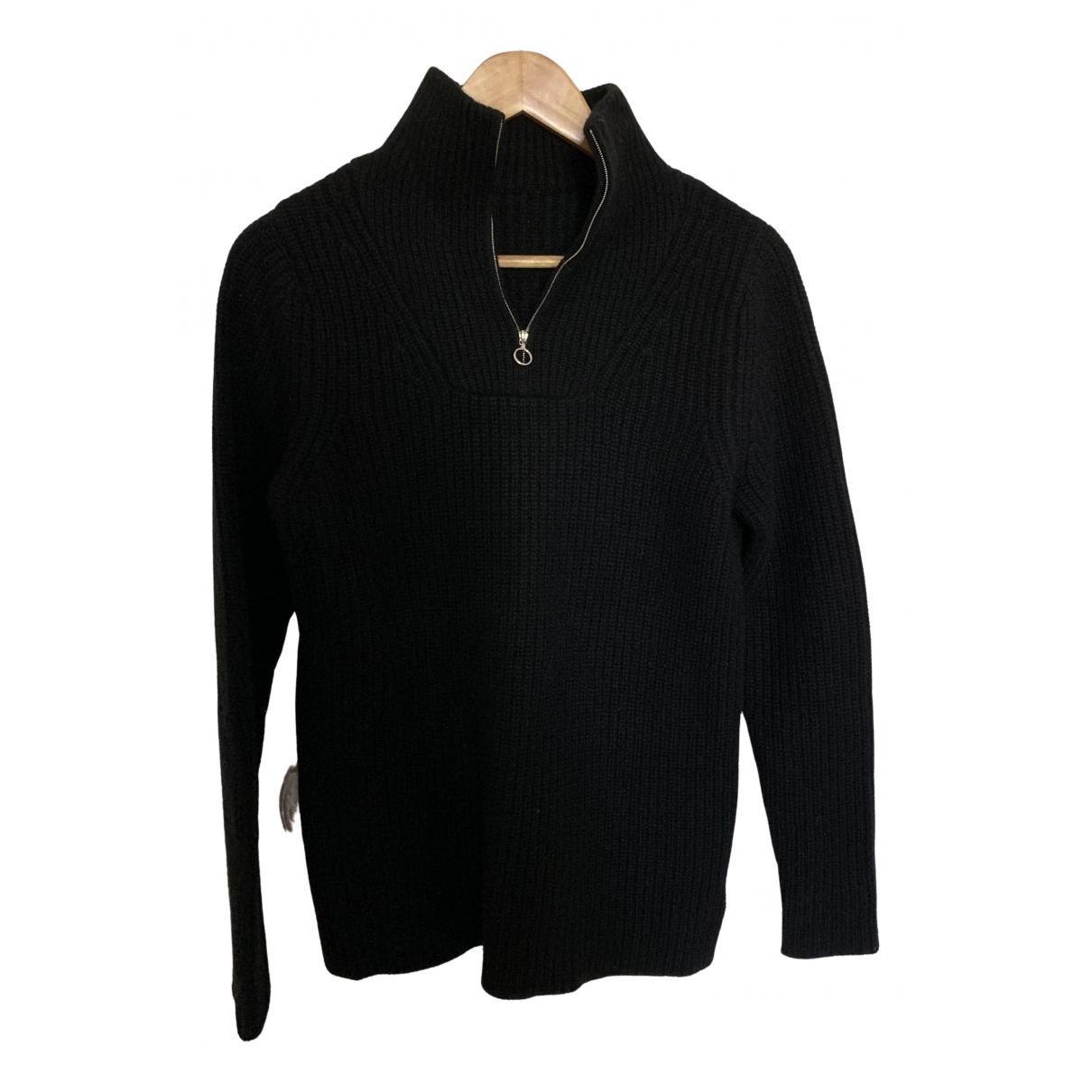 Eric Bompard \N Black Cashmere Knitwear for Women S International