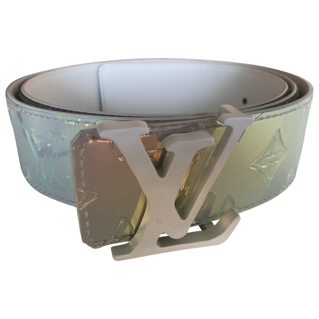 Cinturon Shape de Charol Louis Vuitton