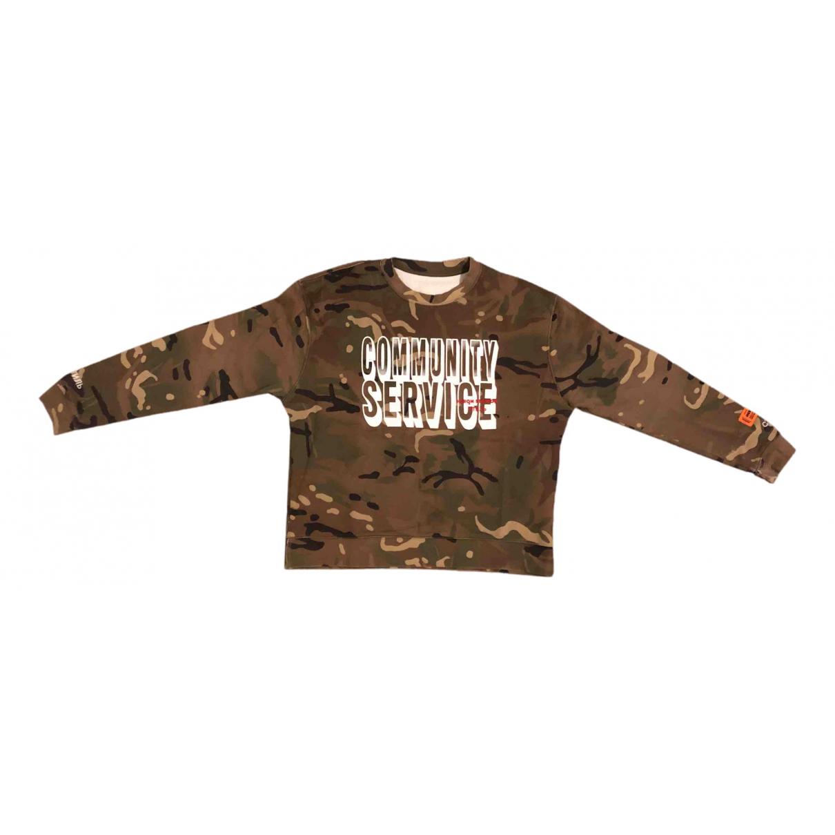 Heron Preston N Cotton Knitwear & Sweatshirts for Men M International