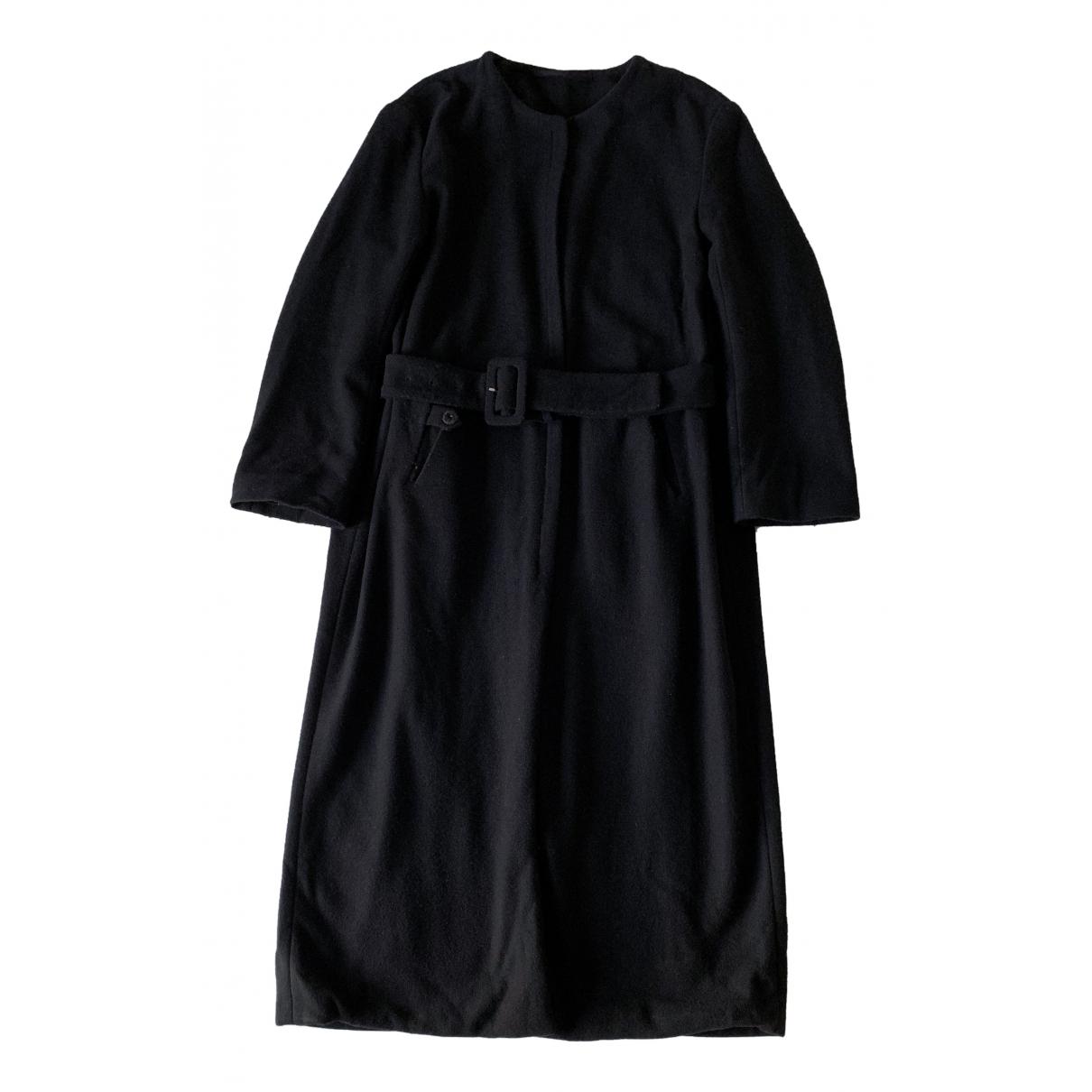 Acne Studios N Black Wool coat for Women 36 FR