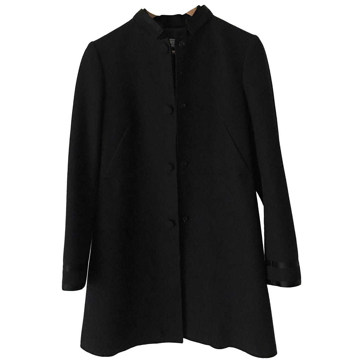 Philosophy Di Alberta Ferretti N Navy Wool coat for Women 40 IT