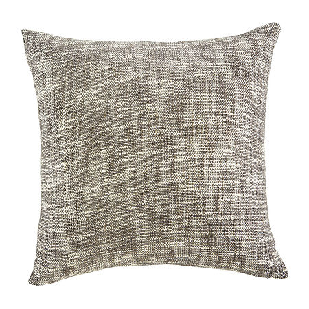 Signature Design by Ashley Hullwood Square Throw Pillow, One Size , Brown