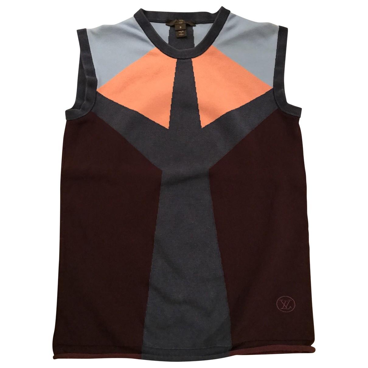 Louis Vuitton \N Burgundy Knitwear for Women 36 FR