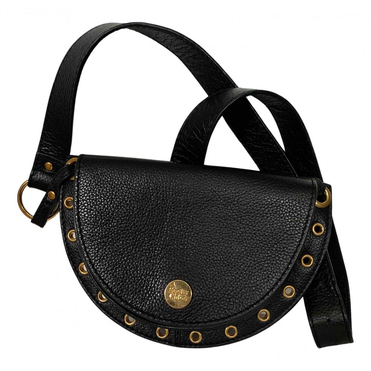 See By Chloé N Black Leather handbag for Women N