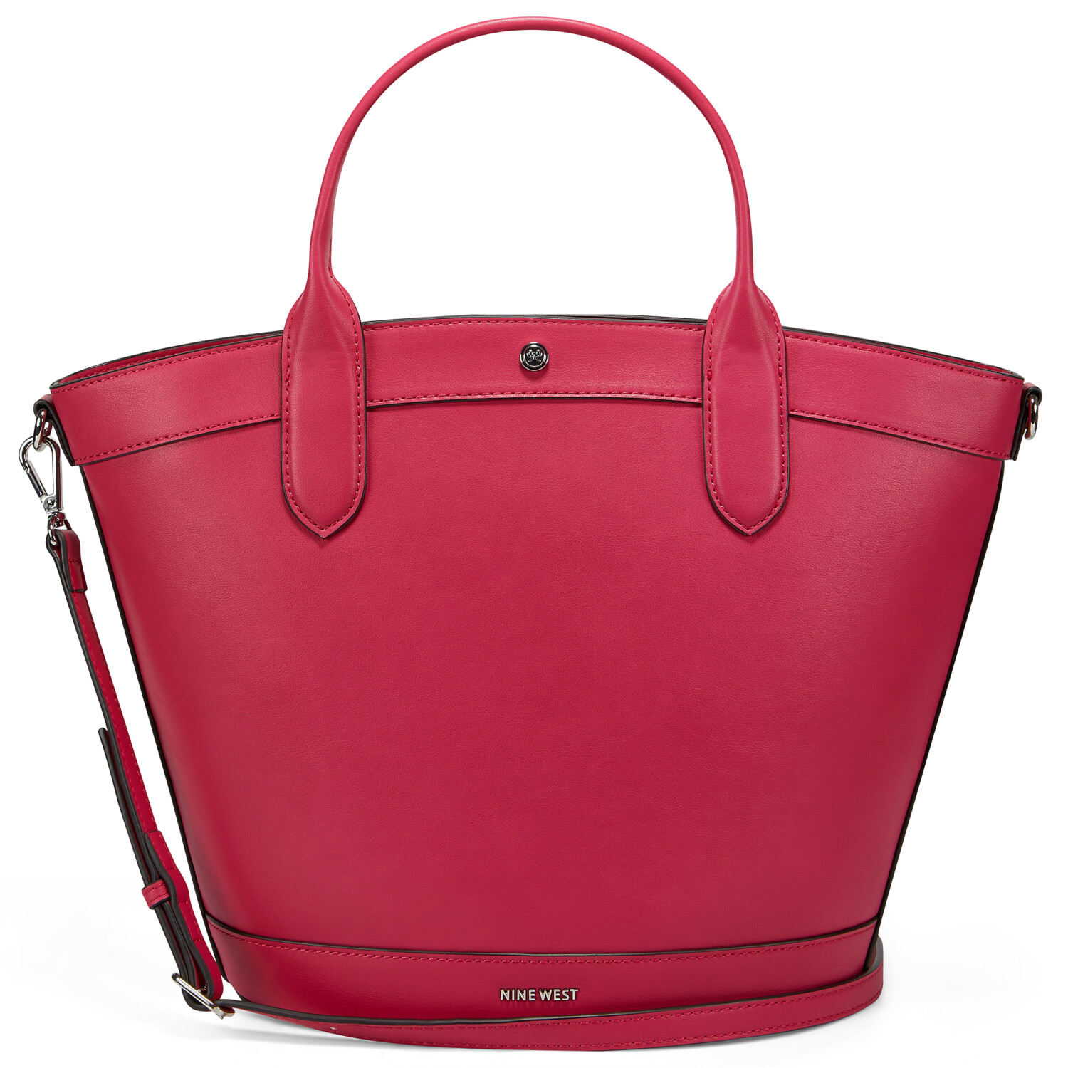 Nine West Women's Norah Tote - Haute Pink