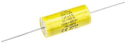 KEMET 1μF Polypropylene Capacitor PP 850V dc ±5% Tolerance Through Hole C4G Series