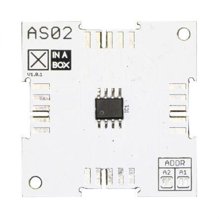 XinaBox xCHIP 1 Mbit Memory CPU Module AS02