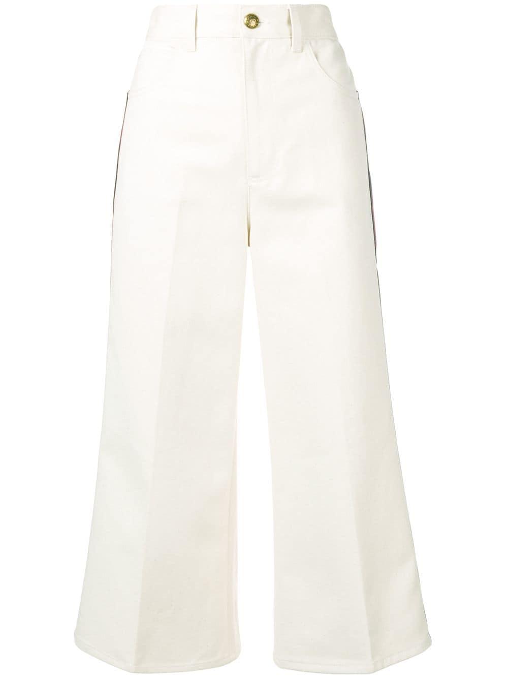 Web Side Stripe Trousers