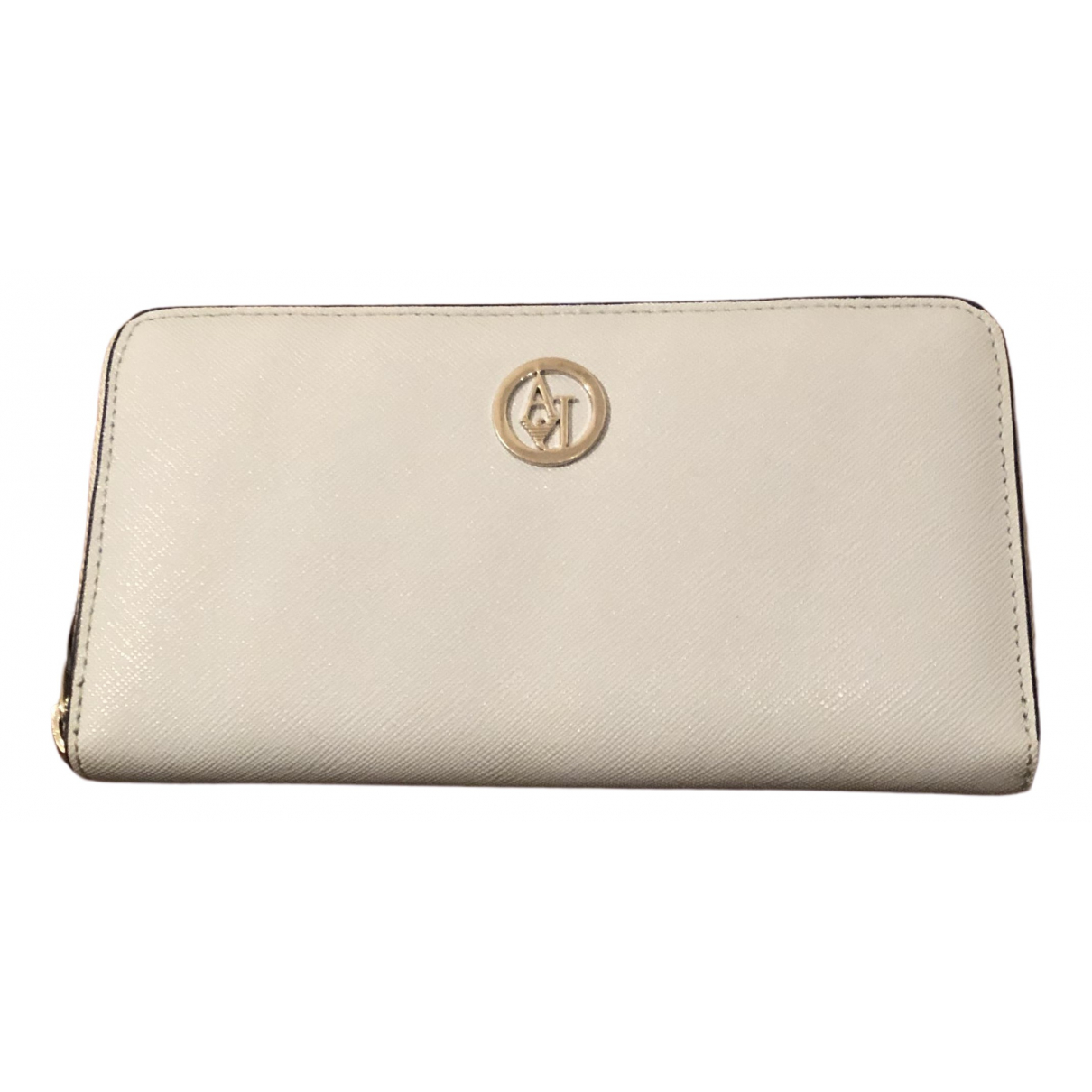 Armani Jeans \N Turquoise wallet for Women \N