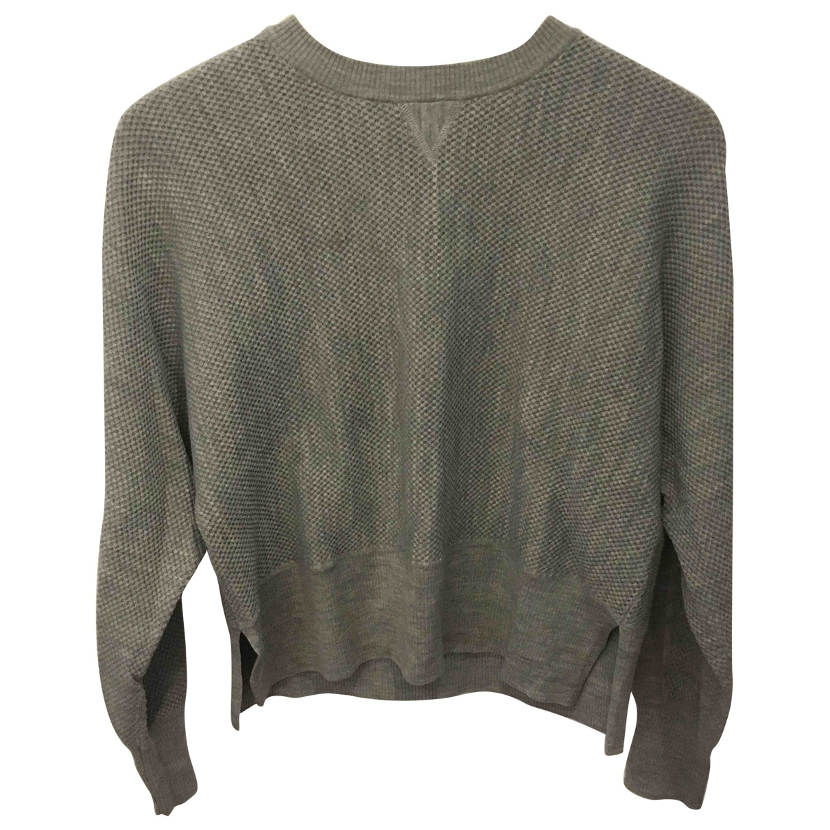 Vince \N Grey Wool Knitwear for Women XS International