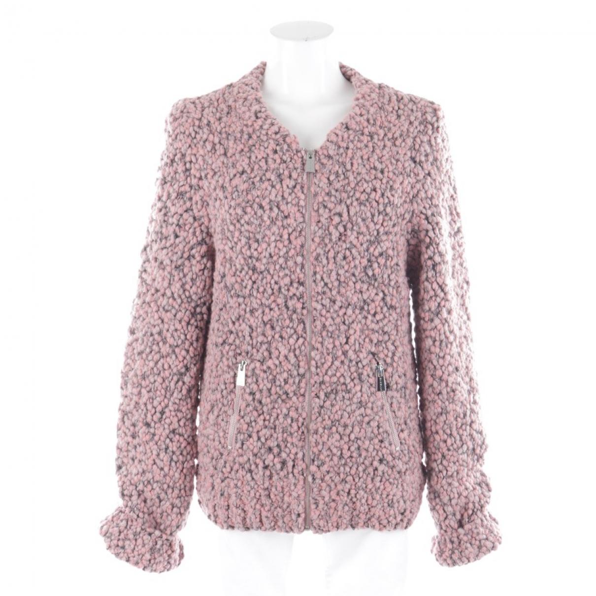 Anine Bing - Veste   pour femme en laine - multicolore