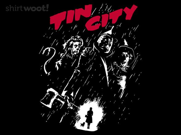 Tin City T Shirt