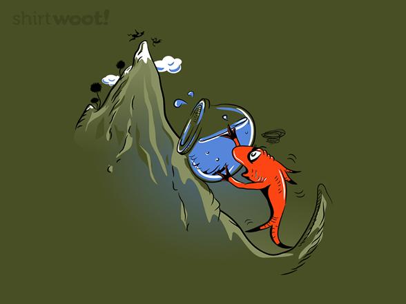Seussyphish T Shirt