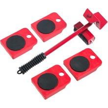 Random 1set Pulley Heavy Object Mover Tool
