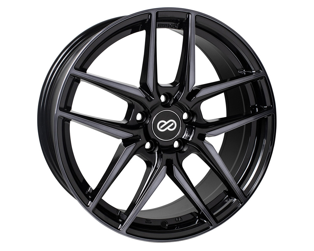 Enkei ICON Wheel Performance Series Pearl Black 18x8 5x114.3 40mm