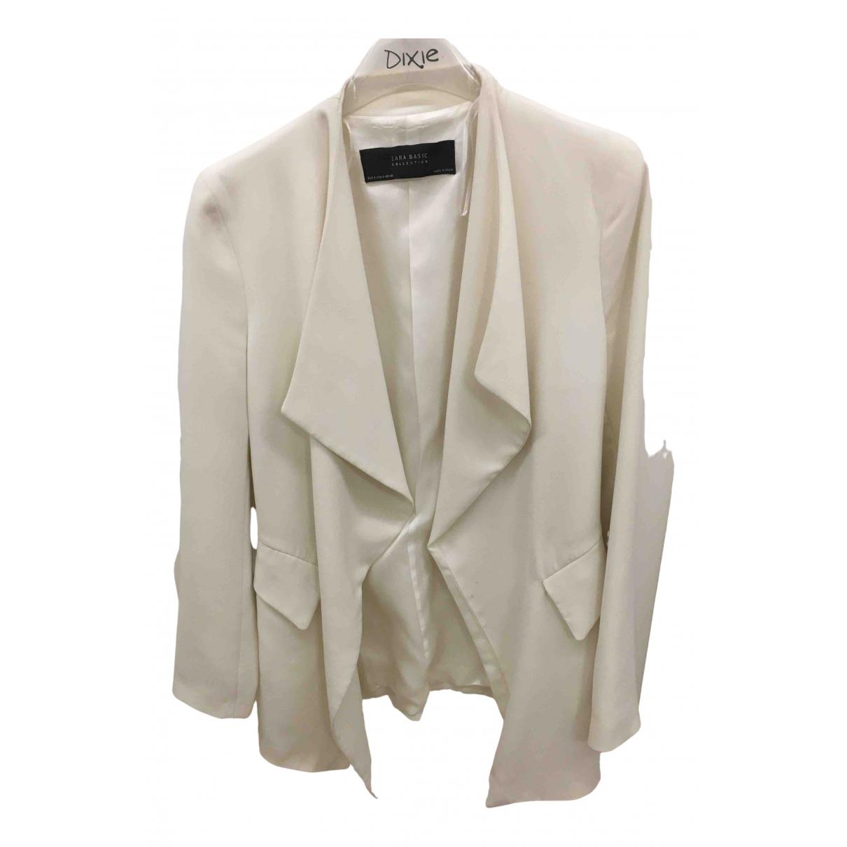 Zara N White jacket for Women S International