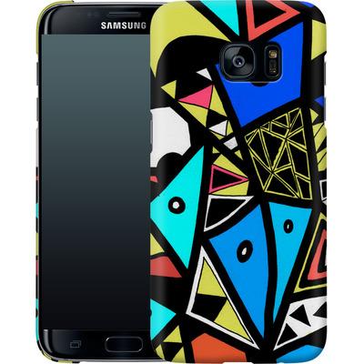 Samsung Galaxy S7 Edge Smartphone Huelle - Urban Reinaissance von Barruf