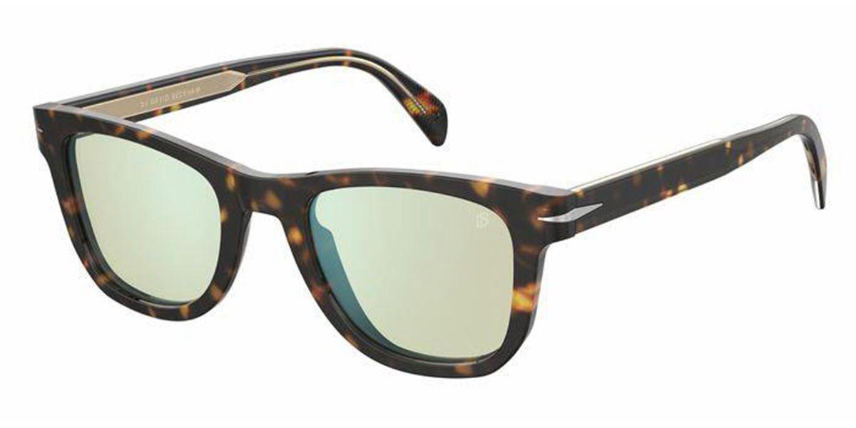 David Beckham DB 1006/s Blue-Light Block 2IK/G6 Mens Sunglasses Tortoise Size 50