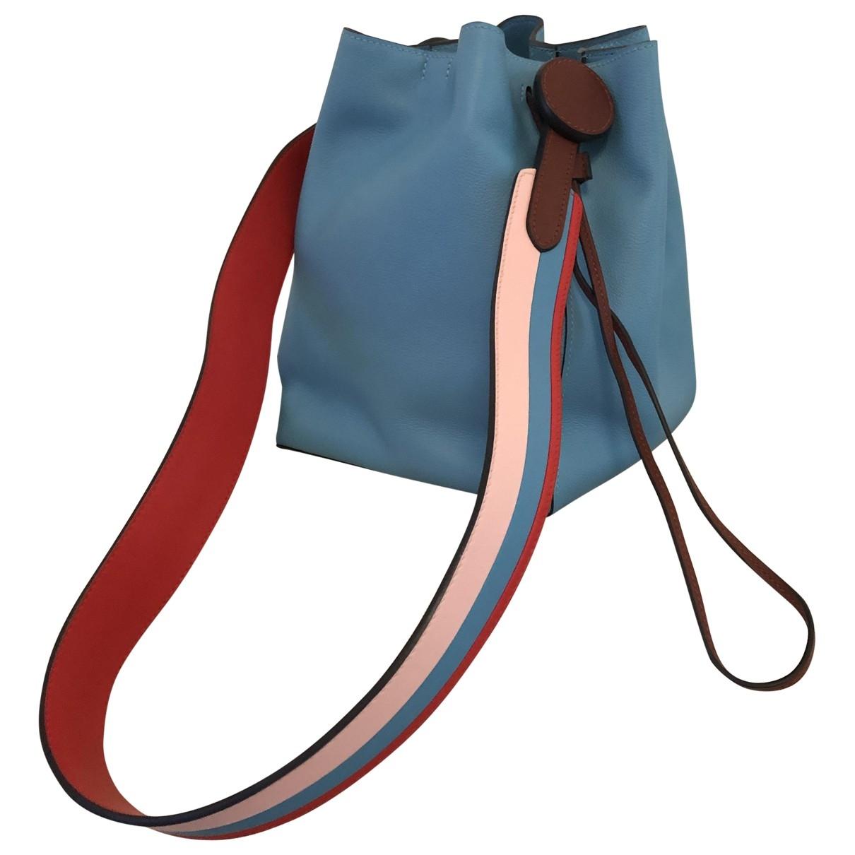 Hermès Licol  Multicolour Leather handbag for Women \N