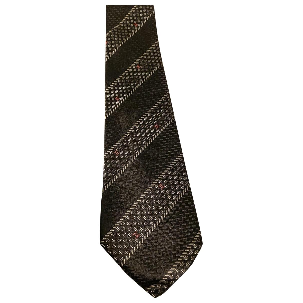 Corbata de Seda Chanel