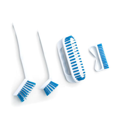 Scrub Brush Set, Household Cleaning Supplies, 4 Pcs/Pack