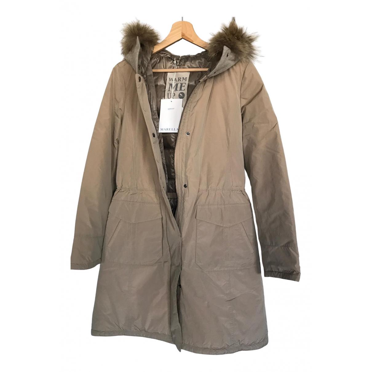 Marella - Manteau   pour femme - beige