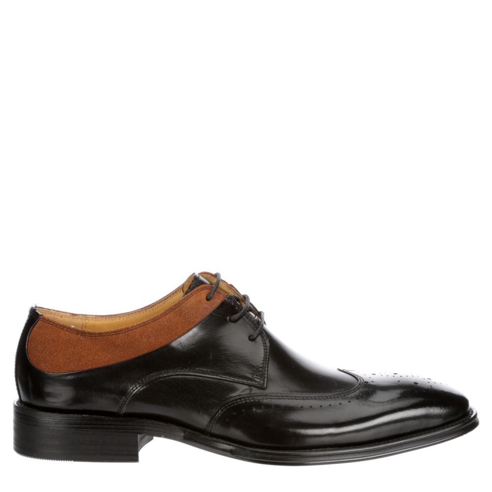 Stacy Adams Mens Helwett Wingtip Oxford Shoes Oxfords