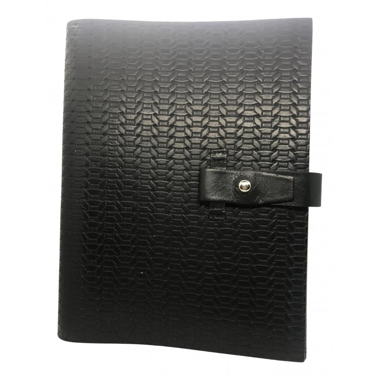 Ag Spalding & Bros N Black Leather Home decor for Life & Living N