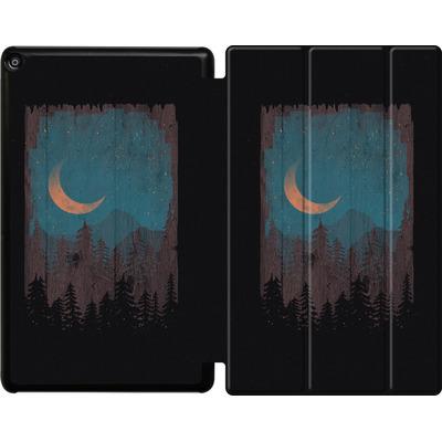 Amazon Fire HD 10 (2018) Tablet Smart Case - Those Summer Nights von ND Tank