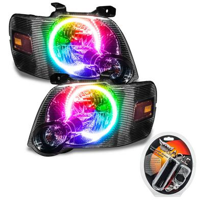 Oracle Lighting Pre-Assembled LED Halo Headlights (ColorSHIFT) - 7736-330
