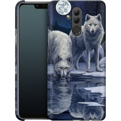 Huawei Mate 20 Lite Smartphone Huelle - Warriors of Winter von Lisa Parker