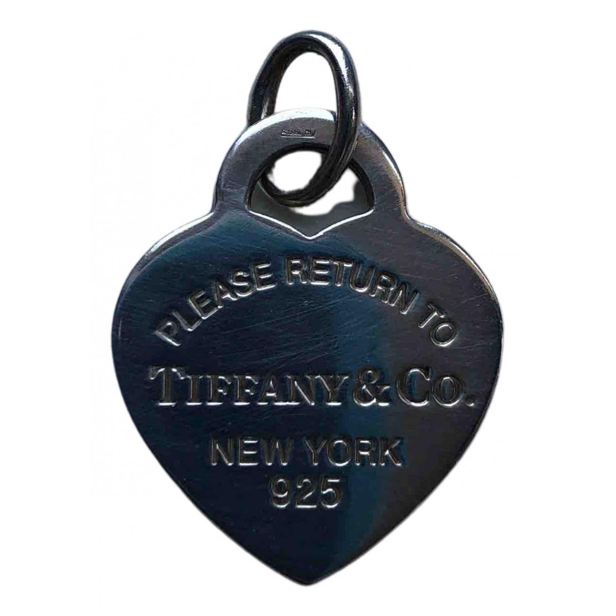 Colgante de Plata Tiffany & Co